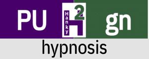Hanky Code Pair Arrow for hypnosis / PURPLE 2 green