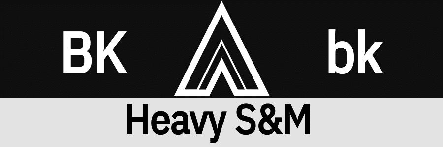 Hanky Code Pair Arrow for Heavy S&M fetish / BLACK