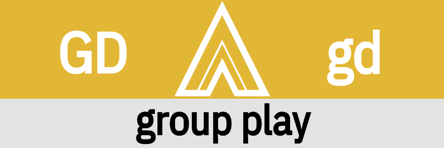 Hanky Code Pair Arrow for group play fetish / GOLD
