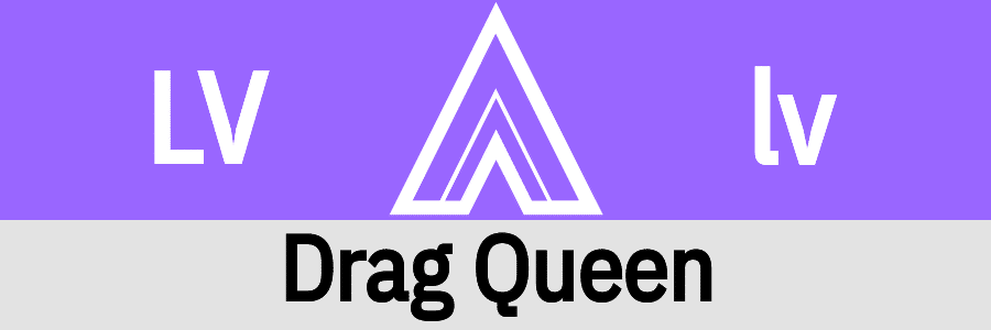 Hanky Code Pair Arrow for Drag Queen fetish / LAVENDER