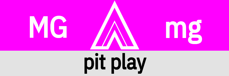 Hanky Code Pair Arrow for pit play fetish / MAGENTA