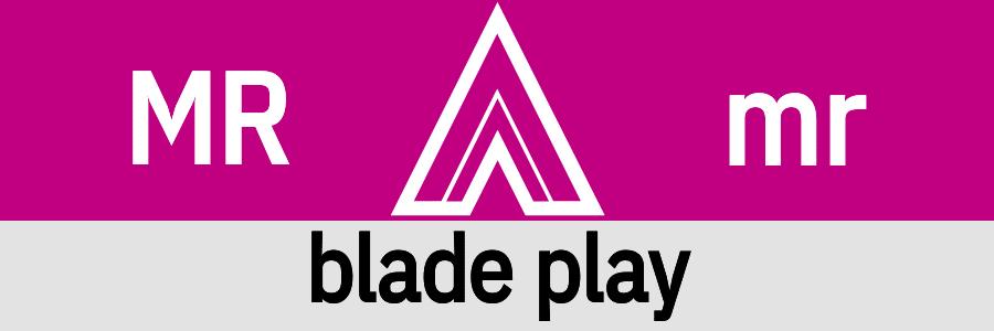 Hanky Code Pair Arrow for blade play fetish / MAROON